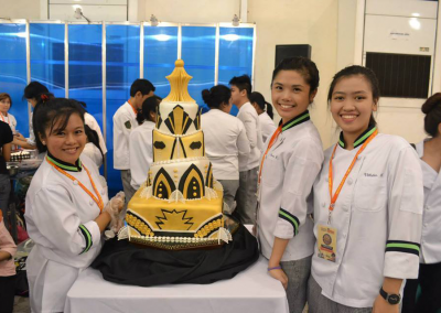 BS Hospitality Management, major in Culinary Entrepreneurship
