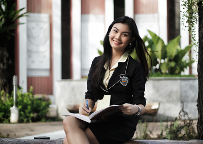 BS Business Administration, major in Marketing Management