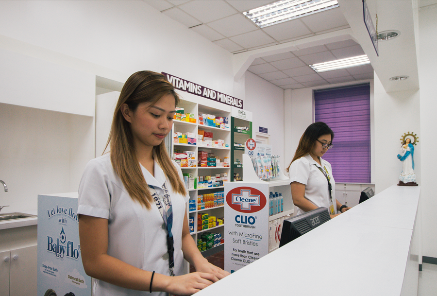 BS Pharmacy
