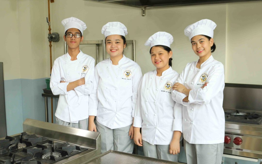 SHS – Technical-Vocational Livelihood Track