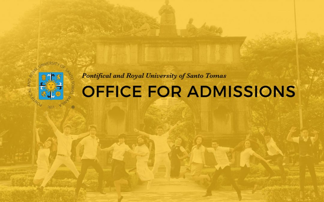 UST College of Nursing Priority On-Waiting List Online Interview