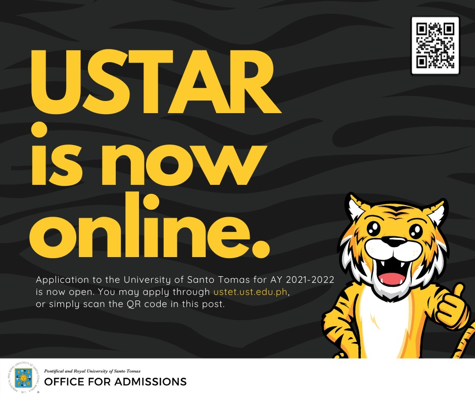 College application for Academic Year 2021-2022 is now ...
